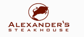 Alexander's Steakhouse Coupons