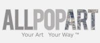 AllPopArt Promo Codes & Deals