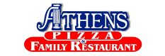 Athens Pizza Coupons