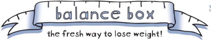 Balance Box discount code