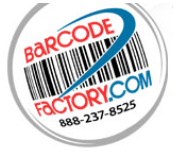 BarcodeFactory coupon codes