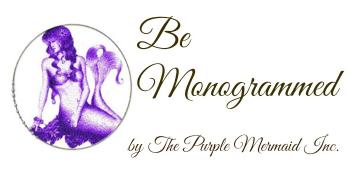 Be Monogrammed discount code