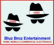 Bluz Broz Entertainment Coupons