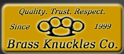 Brass Knuckles Company promotional codes