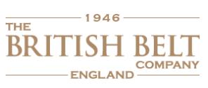 British Belt Company discount code