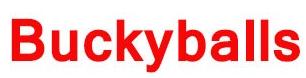 Buckyballs discount code