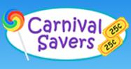 Carnival Savers coupons