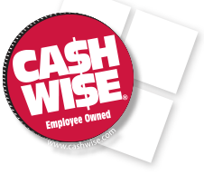 Cash Wise coupons