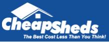 Cheap Sheds coupon code