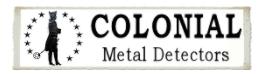 Colonial Metal Detectors coupon code