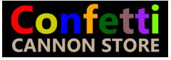 Confetti Cannon Store discount code