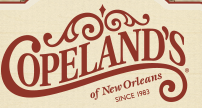 copeland's of new orleans coupons