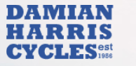 Damian Harris Cycles discount code