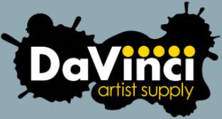 DaVinci Artist Supply coupons