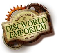 Discworld Emporium coupon