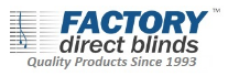 Factory Direct Blinds coupon code