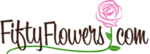 FiftyFlowers coupon