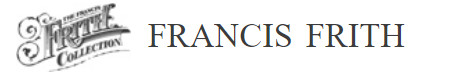 Francis Frith discount codes