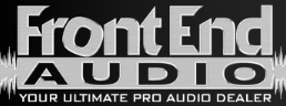 Front End Audio discount code