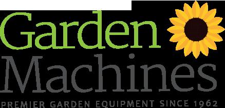 Garden Machines discount code