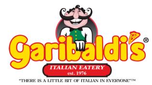 Garibaldi's Coupon