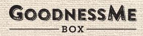GoodnessMe Box coupon code