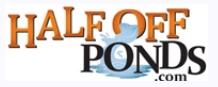 Half Off Ponds coupon code