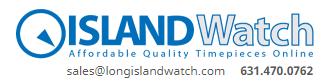 Island Watch coupon code