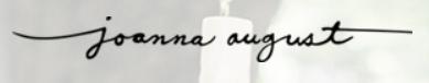 Joanna August discount codes