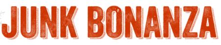 Junk Bonanza voucher