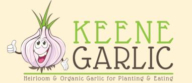 Keene Organics Garlic Coupons