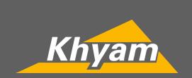 Khyam discount codes