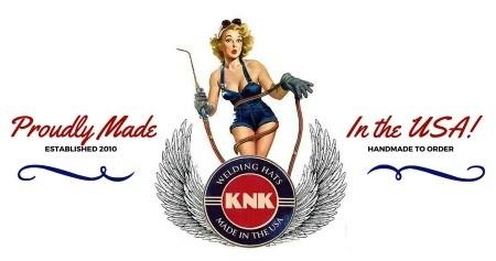 KNK Welding Hats vouchers