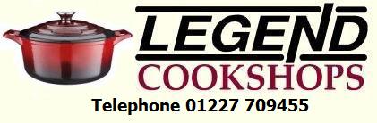 Legend Cookshops discount code