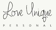 Love Unique Personal discount code