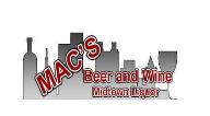 Mac's Beer & Wine Coupons