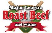 Major League Roast Beef Coupons