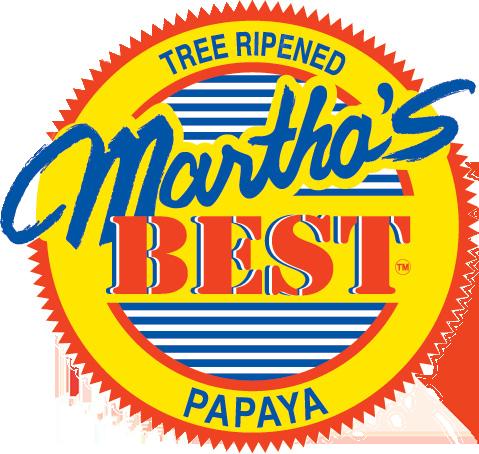 Martha's Best Papaya Coupons