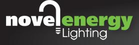 Novel Energy Lighting discount code
