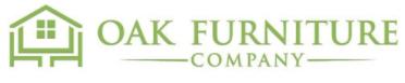 Oak Furniture Company discount code