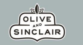 Olive & Sinclair Promo Codes & Deals
