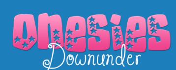 Onesies Downunder coupon codes