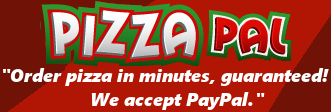 PayPizzaPal coupons