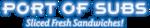 Port of Subs Promo Codes & Deals