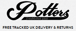 Potters of Buxton Discount Codes