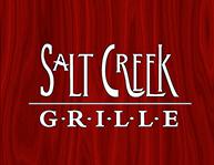 Salt Creek Grille Coupons