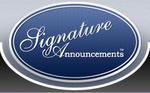 Signature Announcements Promo Codes & Deals