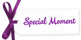 Special Moment discount code