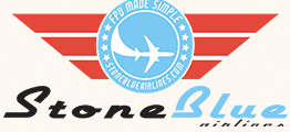 Stone Blue Airlines discount code