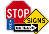 Stop Signs and More coupon code